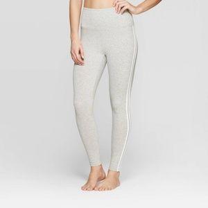 NWT Women's Side Striped Leggings Pajama Pants